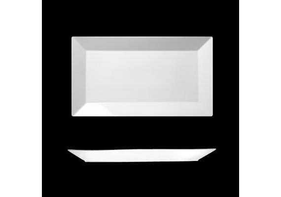 Actual Platte rechte. 33x18 cm