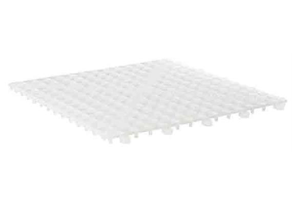 APS Abtropfmatte 34 x 34 cm h: 1 cm transparent