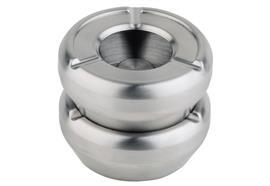APS Aschenbecher d: 10 cm h: 3 cm metall