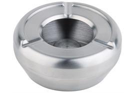 APS Aschenbecher d: 12 cm h: 3 cm metall