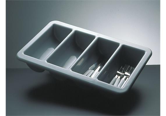 APS GN 1/1 Besteckbehälter 53x32.5 cm h: 10 cm