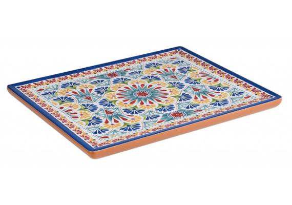 APS GN 1/2 Tablett Arabesque 32.5 x 26.5 h: 2 cm
