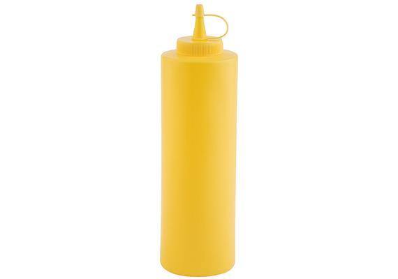 APS Quetschflasche 6.5 cm h: 25 cm 0.65 l gelb