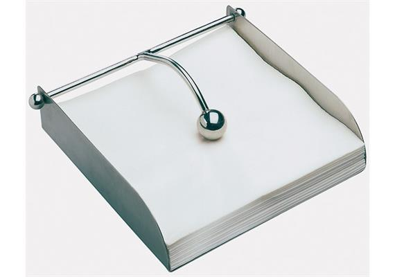 APS Serviettenhalter 17 x 17 cm h: 5 cm