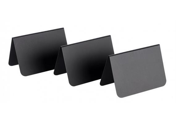 APS Tischaufsteller 10er Set 10.5 cm x 6 cm
