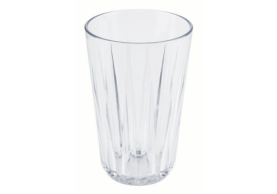 APS Trinkbecher Crystal d: 8 cm h: 12.5 cm 0.3 l