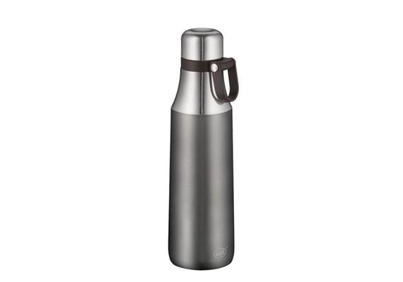 City bottle loop, cool grey 0.5l
