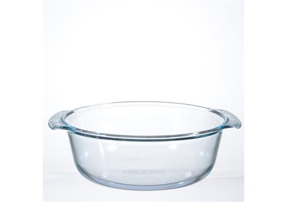 Cocotte Pyrex, rund, 3.75 l