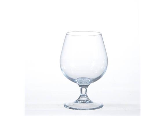 Cognac-Kelch Riserva, gee 2.5 cl + 5 cl, 53 cl