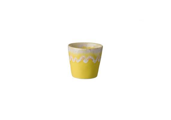 Costa Nova Grespresso Becher 9 cl gelb