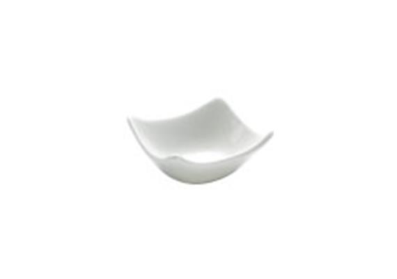 Dipschale quadratisch Wave, 7.5 cm 0.5 dl