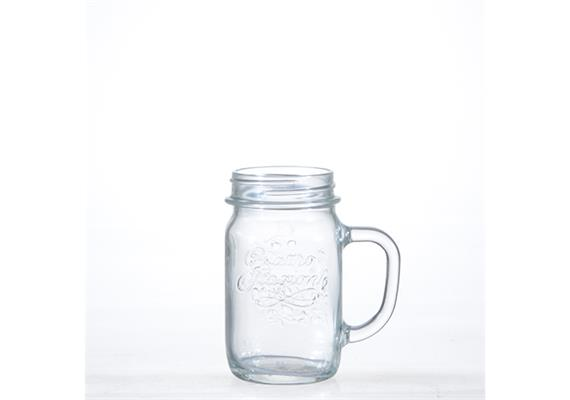 Drinking Jar Quattro Stagioni 41.5cl ohne Deckel