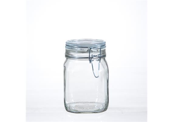 Einmachglas Fido, 1 lt
