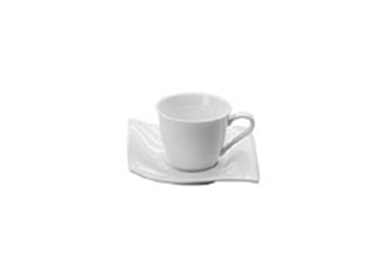 Espressotasse mit Ut. 6.8cm, H5.5cm, 1dl
