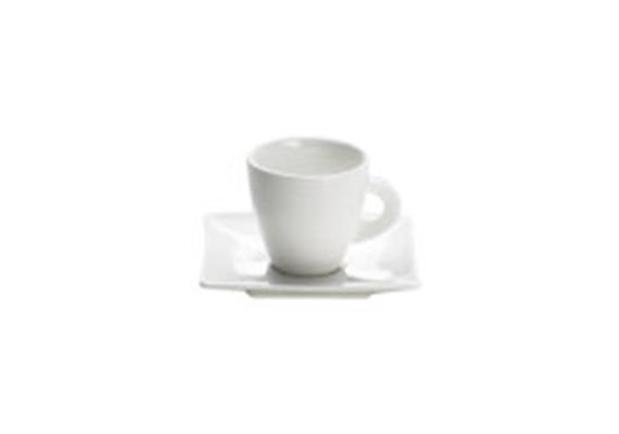 Espressotasse u. Untertasse H5.5cm 0.8dl