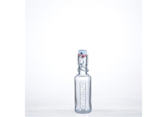 Flasche Optima Authentica uni 0.125l Bügelverschl.