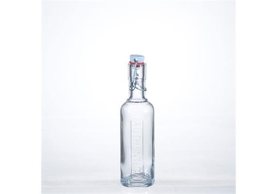 Flasche Optima Authentica uni 0.25l Bügelverschl.