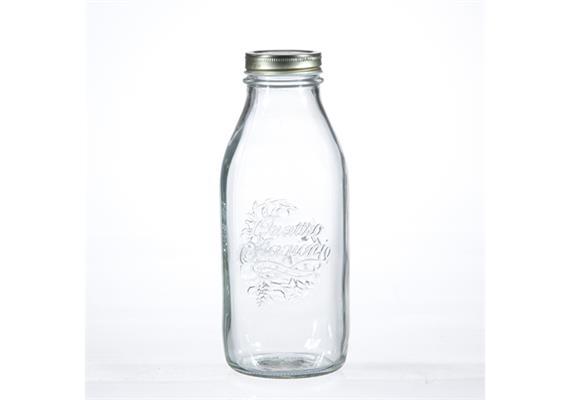 Flasche Quattro Stagioni, m Deckel, 1 lt