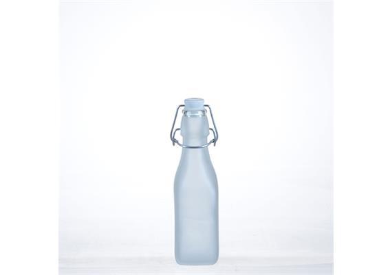 Flasche Swing satiniert 0.25l