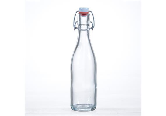 Flaschen m. Porz.Verschluss, 3.5 dl