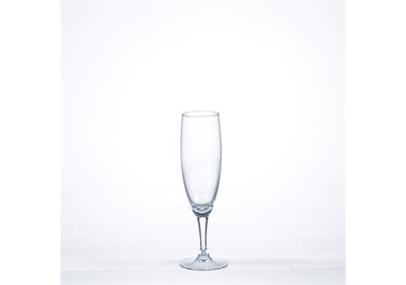 Flute Elegance, uni, 13 cl
