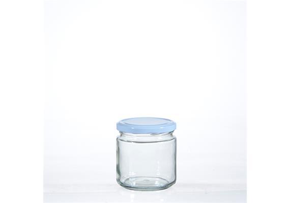 Honigglas nieder, mit Deckel, 40 cl