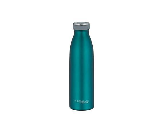 Isolier-Trinkflasche Edelstahl teal 0.5l