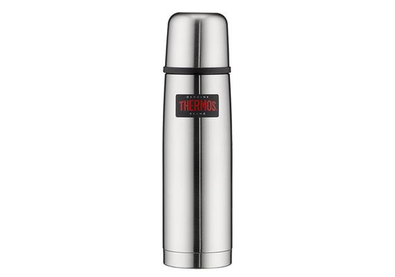 Isolierflasche Light & Compact steel 0.5l