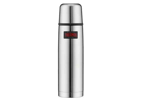 Isolierflasche Light & Compact steel 0.75l