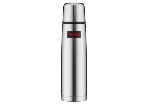 Isolierflasche Light & Compact steel 1.0l