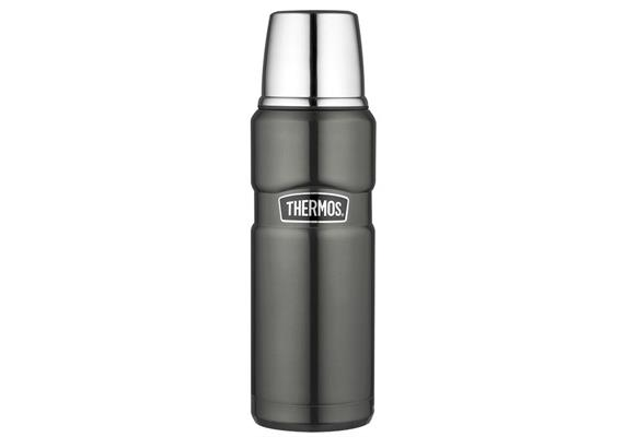 Isolierflasche Stainless King grey 0.47lt
