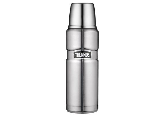 Isolierflasche Stainless King steel 0.47lt