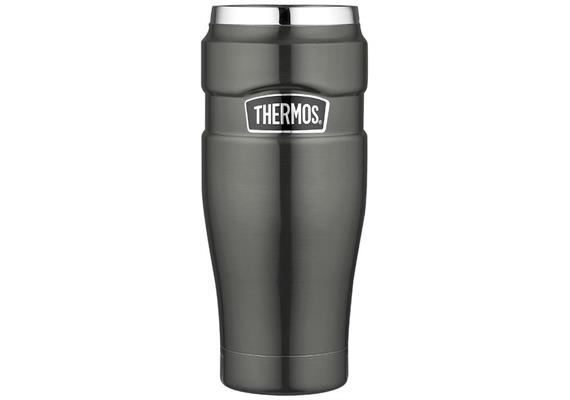 Isoliertrinkbecher Stainless King grey 0.47l