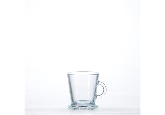 Kafeetasse Robust, uni, 18cl