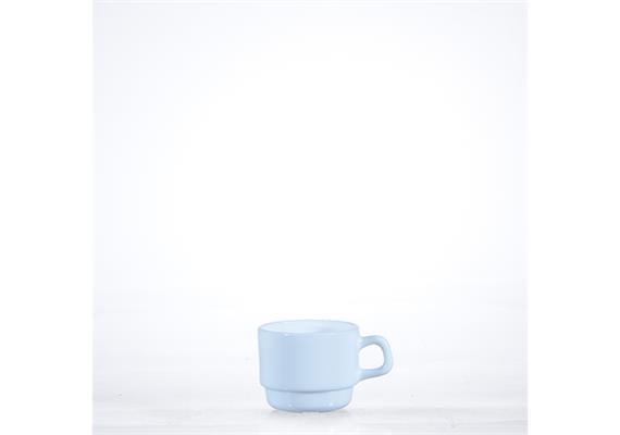 Kaffeetasse Arcopal Rest. weiss, 19 cl