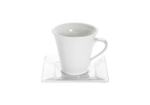 Kaffeetasse u. Ut. H9.5cm 2.4dl