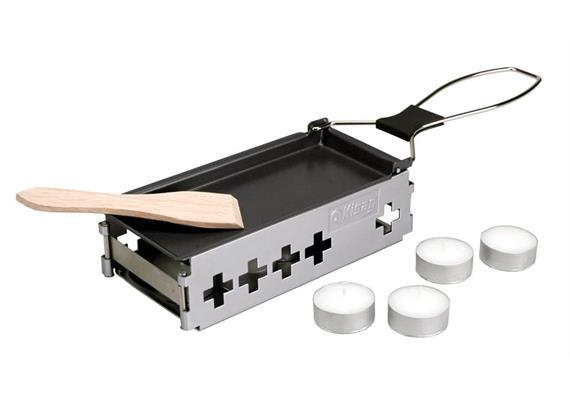 Kisag Raclettegerät Candle Light