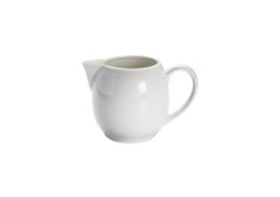 Milchkrug bauchig H8.5cm 3dl