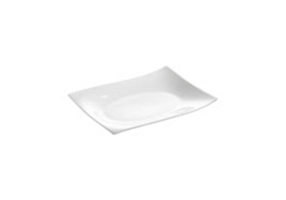 Platte eckig Motion, 30x22 cm