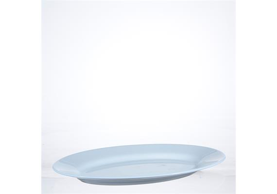 Platte oval ZENIX Intensy 35cmx26cm