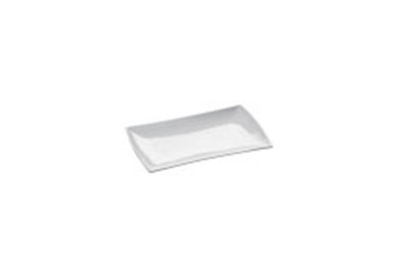 Platte rechteckig EMW, 26x15 cm