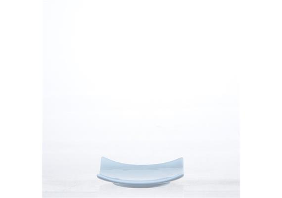 Schälchen Appetizer, flach quadr., 9 cm