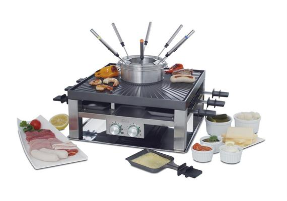 Solis Combi-Grill 3 in 1 Typ 796
