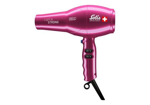 Solis Haartrockner Light & Strong pink Typ 442
