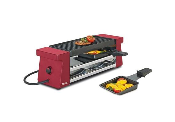 Spring Raclette 2 Compact rot CH
