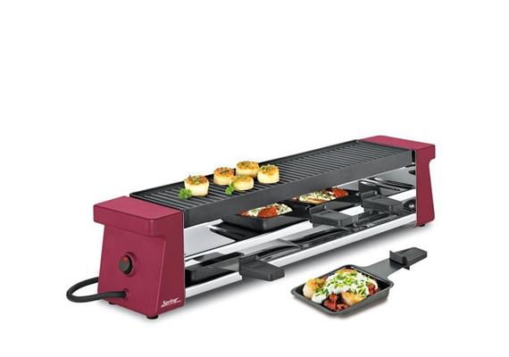 Spring Raclette 4 Compact rot CH