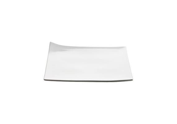 Teller quadratisch Page, 25.5 cm