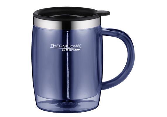 Trinkbecher Desktop Mug blue 0.35l