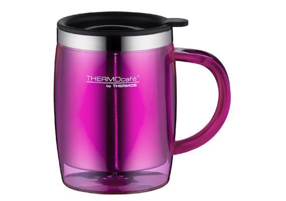Trinkbecher Desktop Mug pink 0.35l