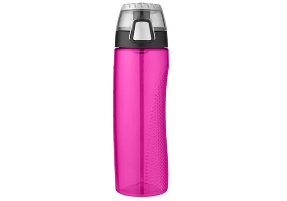 Trinkflasche Tritan rotating pink 0.71l